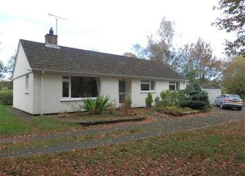 Thumbnail 3 bedroom detached bungalow for sale in Oakford, Nr Aberaeron
