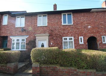 Thumbnail 3 bed terraced house for sale in Montgomery Road, Gilesgate, Durham