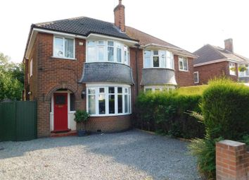 Thumbnail 3 bed semi-detached house for sale in Broom Leys Road, Coalville