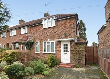 Thumbnail 2 bed end terrace house for sale in Holman Road, Ewell, Epsom