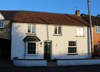 Thumbnail 4 bed terraced house to rent in The Pavement, North Curry, Taunton