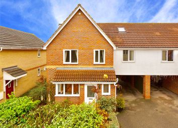 Thumbnail 6 bed link-detached house for sale in Isaac Square, Great Baddow, Chelmsford, Essex