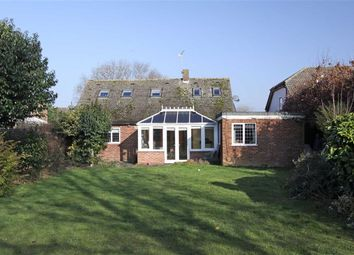 Thumbnail 4 bedroom detached bungalow for sale in Oxford Road, Breachwood Green, Hertfordshire