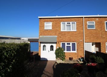 Thumbnail 3 bed end terrace house for sale in Moriston Close, Tilehurst, Reading