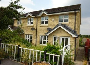 Thumbnail 3 bed semi-detached house for sale in Spring Mill Grove, Batley