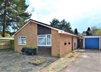 Plantation Way, Whitehill GU35. 2 bed detached bungalow for sale