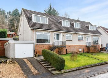 Thumbnail 3 bed semi-detached bungalow for sale in 33 Rodger Avenue, Newton Mearns