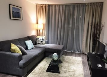 Thumbnail 1 bed flat to rent in Catalina House, London