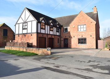 Thumbnail 4 bed detached house for sale in Church End, Twyning, Tewkesbury