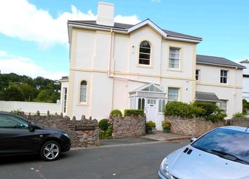 Thumbnail 2 bed flat for sale in Lower Errith Road, Torquay, Devon
