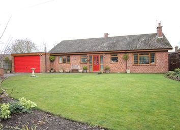 Thumbnail 3 bed detached bungalow for sale in Camp Lane, Grimley, Worcester