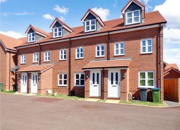 Thumbnail 3 bed terraced house for sale in Hinchliff Drive, Wick, Littlehampton