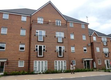 Thumbnail 2 bed flat to rent in Pipers Way, Burton-On-Trent