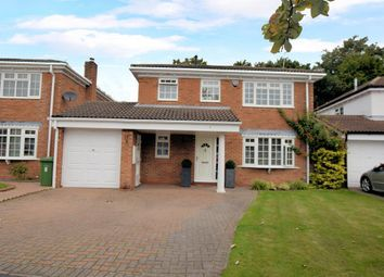 4 bed detached house for sale in Giles Close, Solihull, Solihull B92