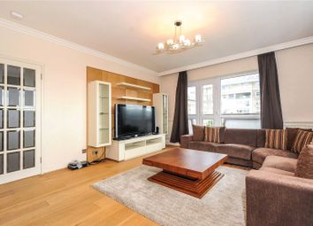 Thumbnail 3 bed flat to rent in Avenue Road, St Johns Wood, London