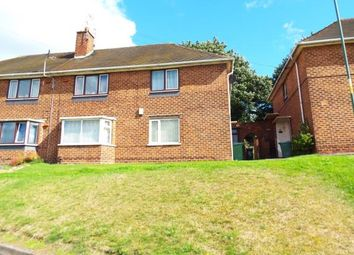 Thumbnail 2 bedroom maisonette for sale in Southbourne Avenue, Walsall, West Midlands