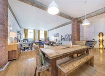 Thumbnail 1 bed flat to rent in The Ziggurat Building, 60-66 Saffron Hill, Clerkenwell