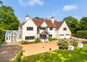 Thumbnail 7 bed detached house for sale in The Glade, Kingswood, Tadworth, Surrey