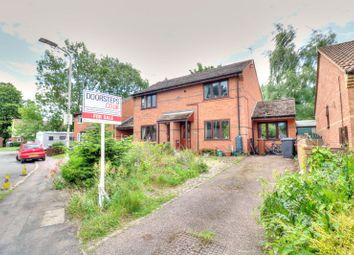 Thumbnail 2 bed semi-detached house for sale in Barons Way, Mountsorrel, Loughborough