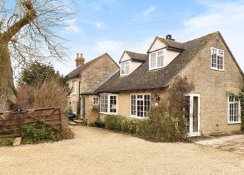 Thumbnail 4 bed detached house to rent in New Yatt Road, North Leigh, Witney