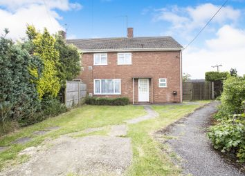Thumbnail 3 bedroom semi-detached house for sale in Churchill Crescent, Fincham, King's Lynn