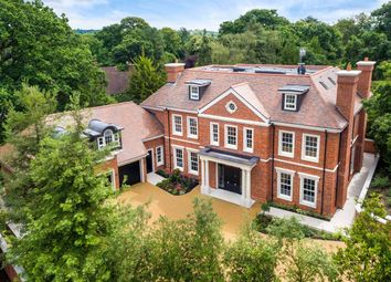 Thumbnail 7 bed detached house for sale in Coombe Hill Road, Coombe, Kingston Upon Thames