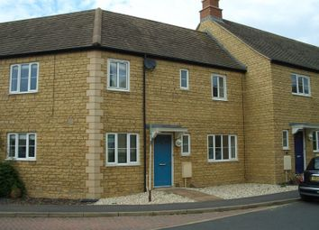 Thumbnail 3 bed terraced house to rent in Collyberry Road, Woodmancote, Cheltenham