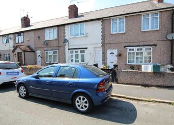 Thumbnail 2 bed terraced house for sale in Highfield Road, Ellesmere Port