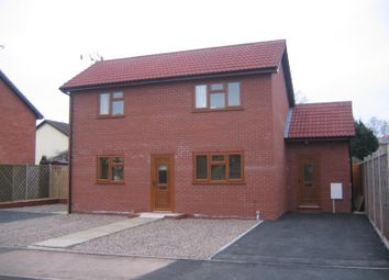 Thumbnail 1 bed flat to rent in 1A Huntsman Drive, Kings Acre, Hereford HR4 0Rq