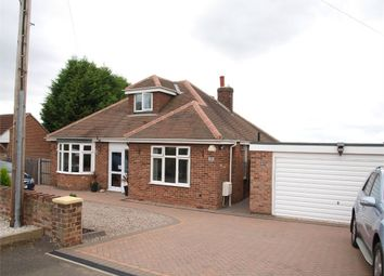Thumbnail 4 bed detached bungalow for sale in Meynell Street, Church Gresley, Swadlincote, Derbyshire