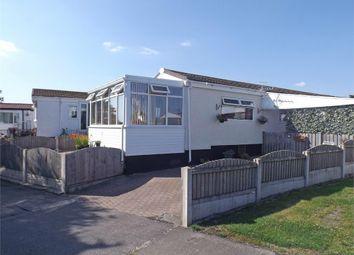Thumbnail 2 bedroom semi-detached bungalow for sale in Barracks Bridge, Silloth, Wigton, Cumbria