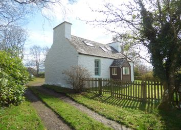 Thumbnail 4 bed cottage for sale in Kirkcowan, Newton Stewart