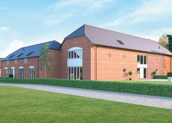 Thumbnail 5 bed barn conversion for sale in Cowlinge, Newmarket