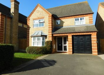 Thumbnail 5 bed detached house for sale in Overlord Close, Shefford, Beds