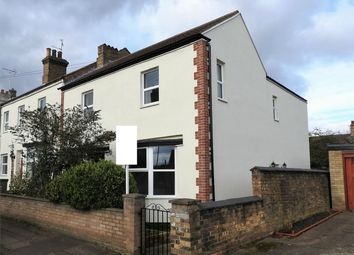 Thumbnail End terrace house to rent in London Road, Peterborough, Cambridgeshire