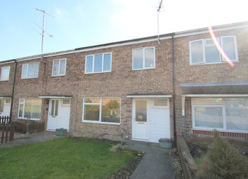 Thumbnail 3 bed terraced house to rent in Holborough Close, Colchester