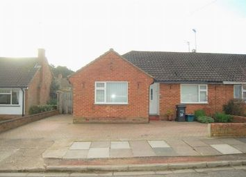 Thumbnail 2 bed semi-detached bungalow for sale in Debdale Road, The Headlands, Northampton