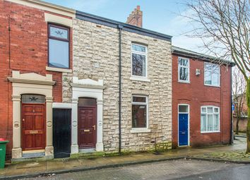 Thumbnail 3 bed terraced house for sale in Trafford Street, Preston