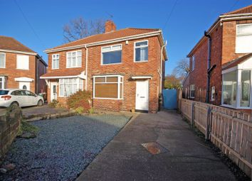 Thumbnail 2 bed semi-detached house for sale in Garden Croft, Forest Hall, Newcastle Upon Tyne