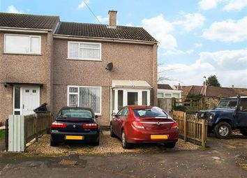 Thumbnail 2 bed terraced house for sale in Monkton Close, Swindon