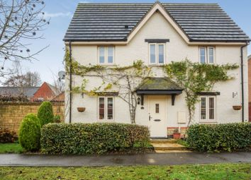 Thumbnail 3 bed detached house for sale in Watt Avenue, Colsterworth, Grantham