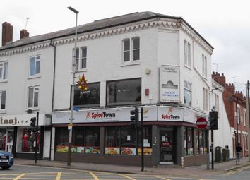 Thumbnail Restaurant/cafe to let in Belgrave Road, Leicester