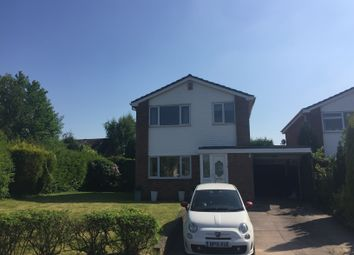 Thumbnail 3 bed detached house to rent in Micklehill Drive, Shirley, Solihull, West Midlands