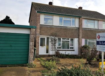 Thumbnail 3 bed semi-detached house to rent in Wilberforce Road, Brighstone, Newport
