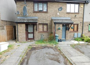 Thumbnail 2 bed semi-detached house to rent in Elder Close, West Drayton