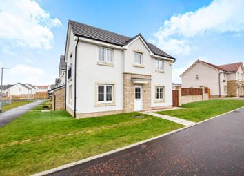 Thumbnail 3 bedroom detached house for sale in Penicuik Way, Glasgow