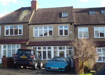 Thumbnail 4 bed terraced house to rent in Hillview Road, Sutton