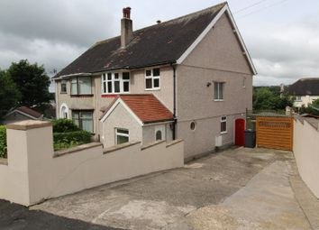 Thumbnail 4 bed semi-detached house for sale in Ballabrooie Grove, Douglas, Isle Of Man