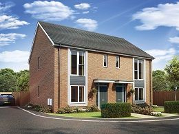 Thumbnail 3 bed detached house for sale in Just Off Stanley Matthews Way, Stoke-On-Trent