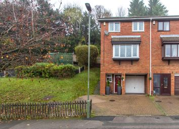 Thumbnail 3 bed semi-detached house for sale in Steeple Heights Drive, Biggin Hill, Westerham